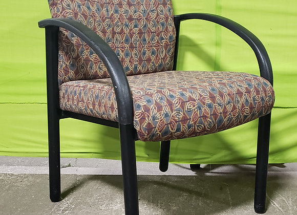 Side Chair (Red/Blue)