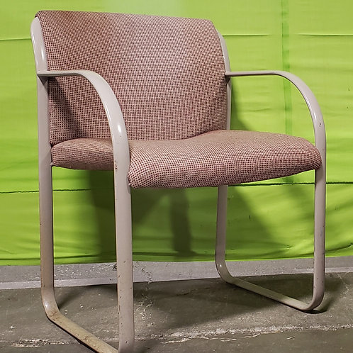 Side Chair (Red/Pink)