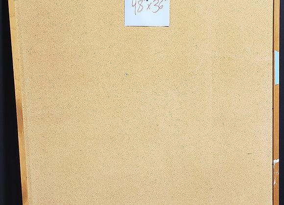 """Corkboard (48"""" X 36"""")"""