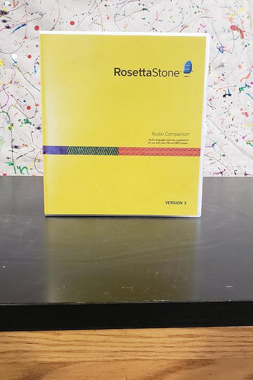 Rosetta Stone Multi-Language