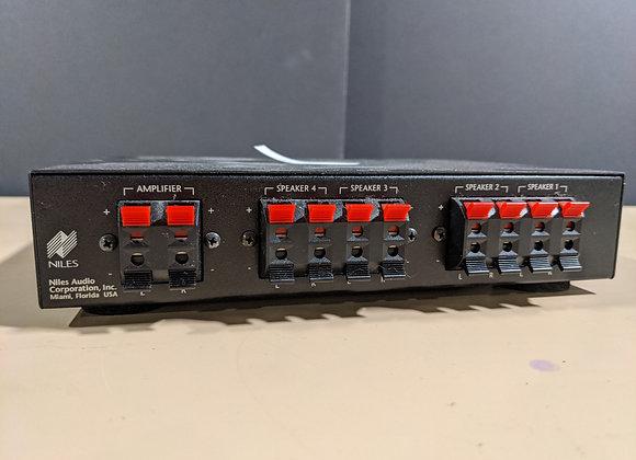 Speaker Selection System, Niles SPS-4