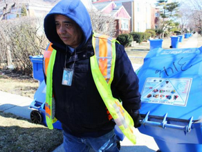 """Chicago's Recycling """"Only Diverting 10 Percent"""""""