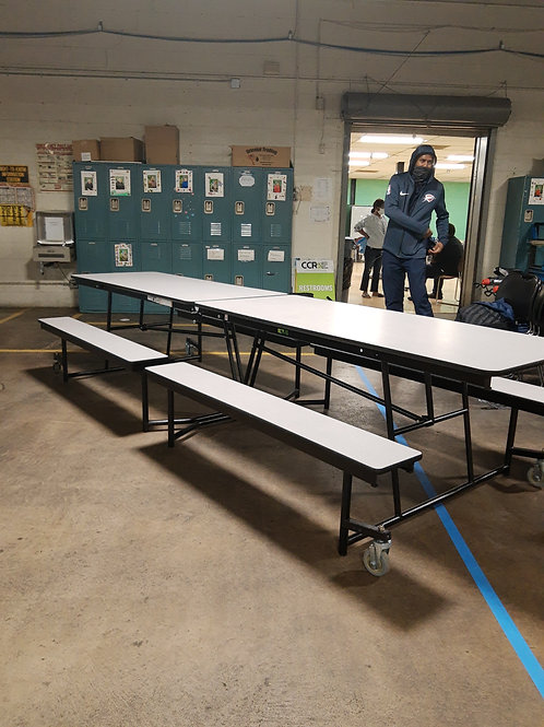 Cafeteria Dining Table - Folding