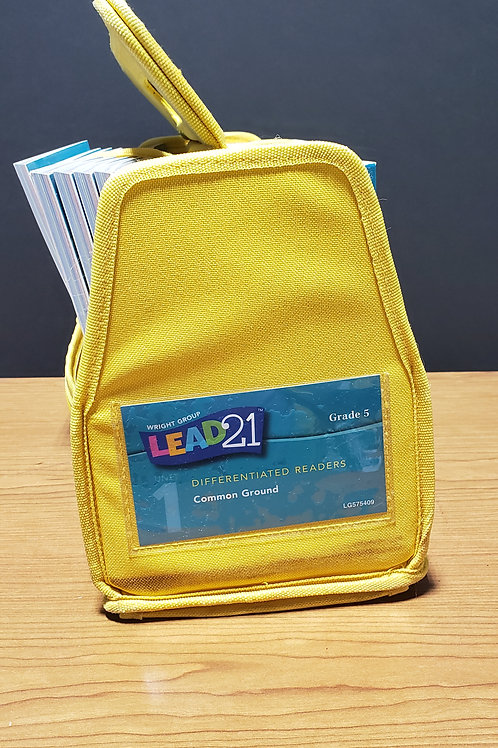 Lead 21 Class Set, Grade 5, Unit 1