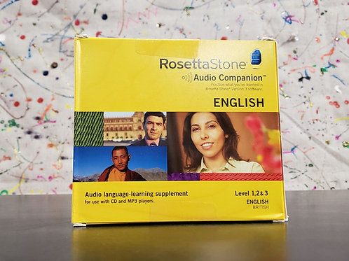 Rosetta Stone British English