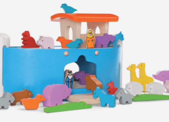 Noah's Ark by Plan Toy