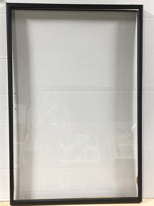 Frame, Black Wood, 24 x 36