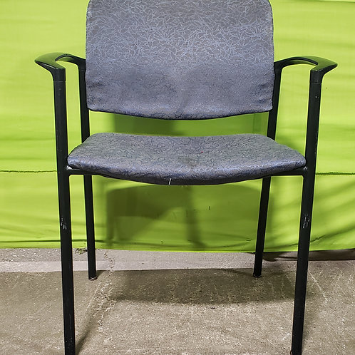 Side Chair, (Blue)
