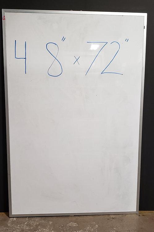 """Dry-Erase Whiteboard (72"""" x 48"""")"""