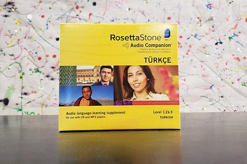 Rosetta Stone Turkish