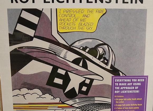Roy Lichtenstein Art Kit