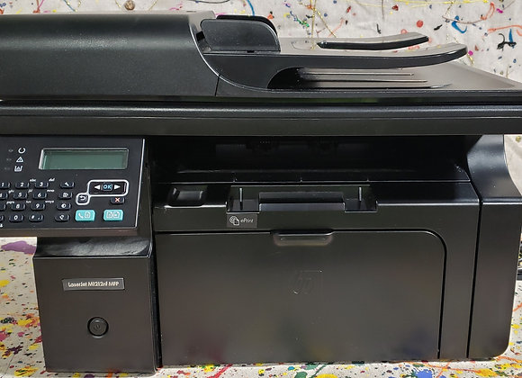 Printer, Laserjet M1212nf MFP