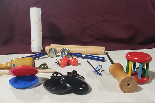 Beginners Percussion Kit