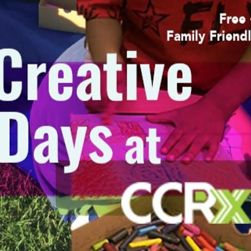 Creative Days at CCRx