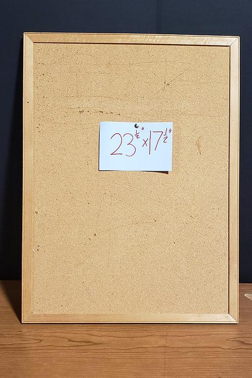 """Corkboard (24"""" x 18"""")"""
