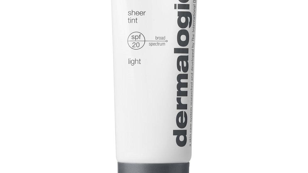 Sheer Tint Light spf20