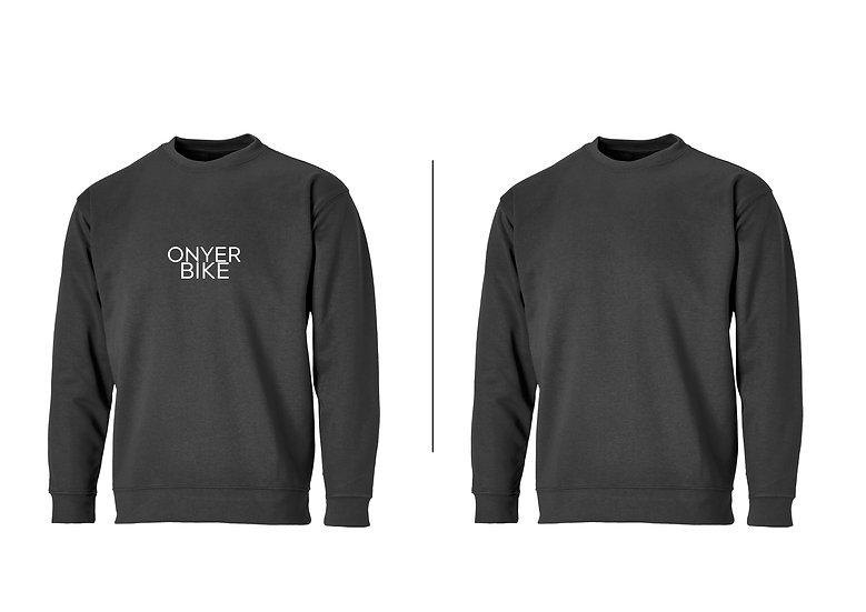 ONYER // EMBROIDERED SWEATSHIRT