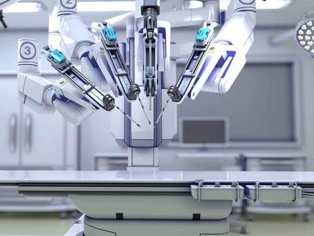 Surgimento da Cirurgia Robótica