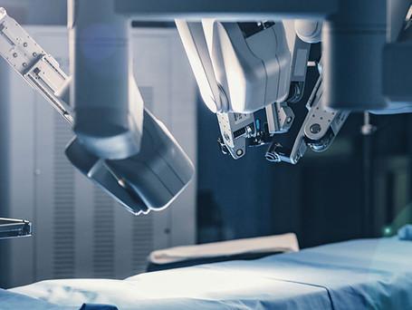 Quais cirurgias posso fazer por via Robótica ?