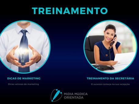 Grátis - Dicas de Marketing & Treinamento da Secretária no dia 13 de junho.