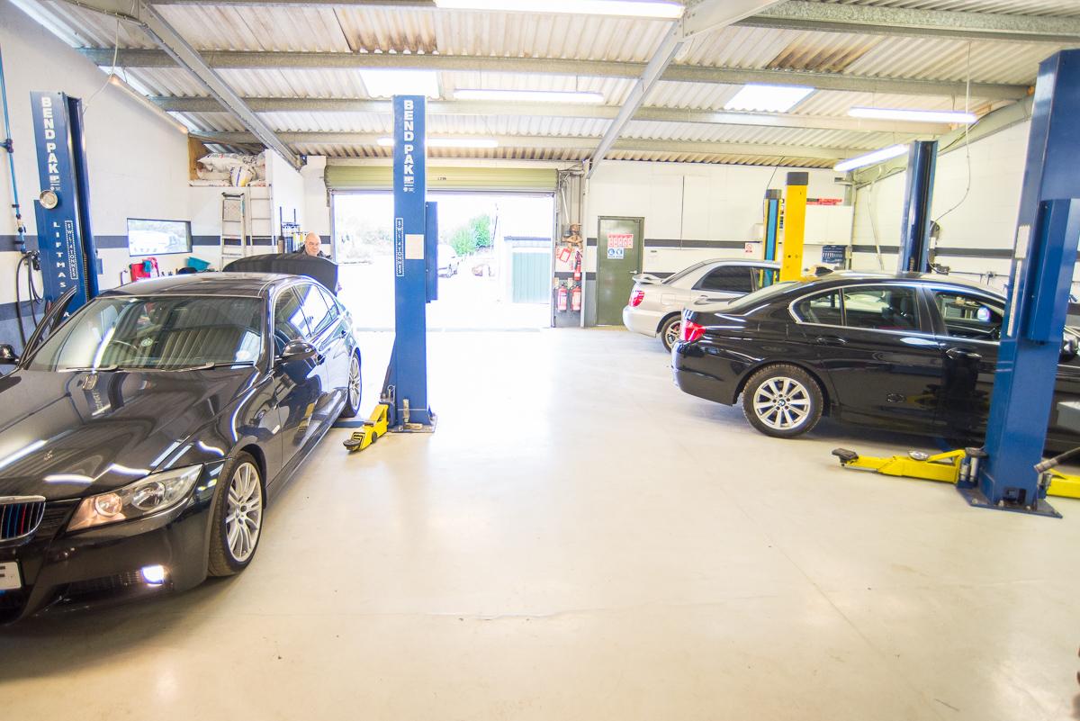 Main Garage 1