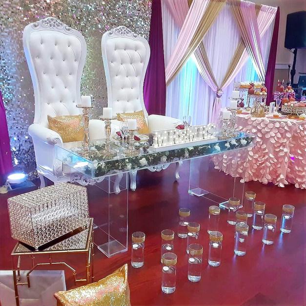 Glam Weddings