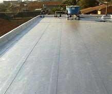 Impermeabilização de lajes, piscinas e caixas d'água -Stis