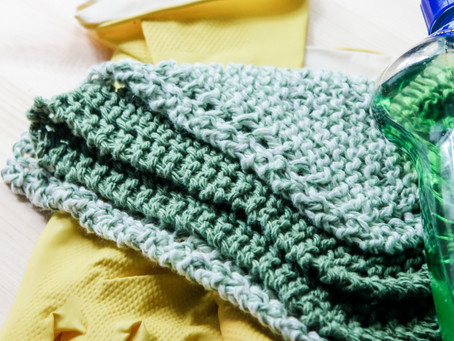 Free Pattern: Granny's Favourite Dish Cloth