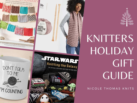 Knitters Holiday Gift Guide