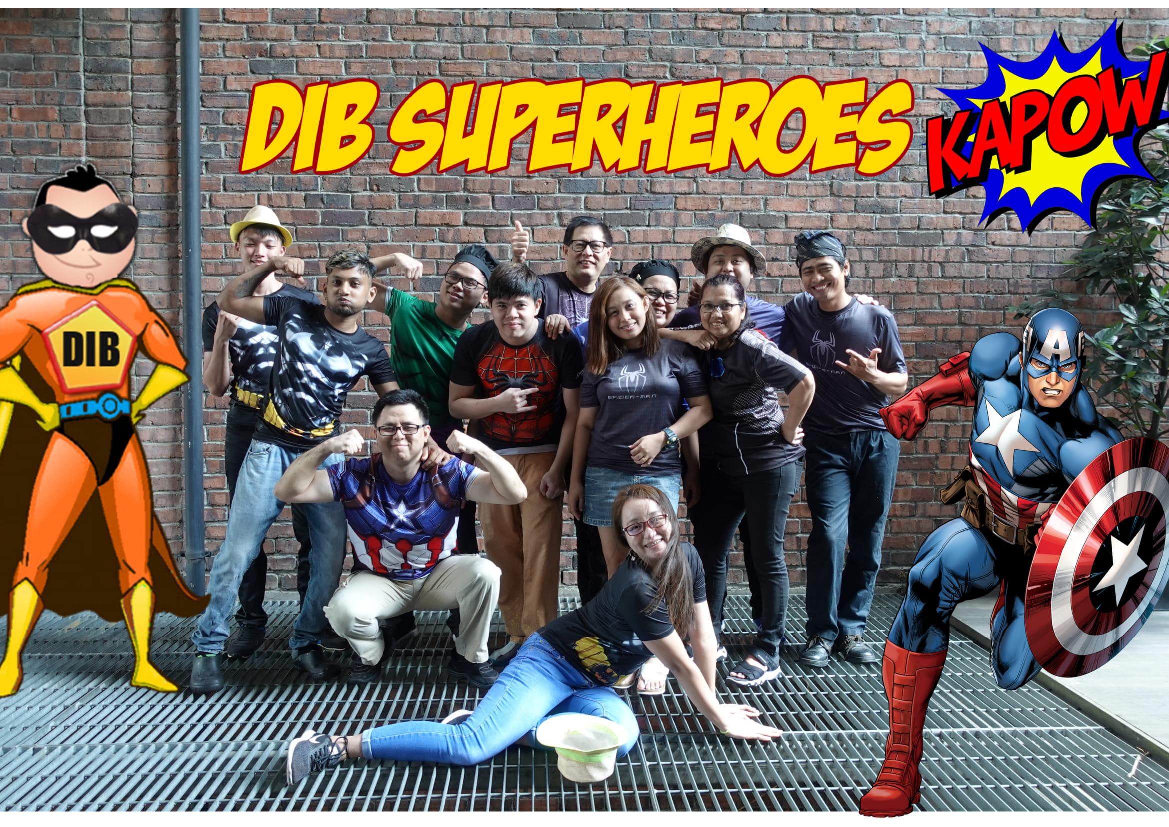 DIB SUPERHEROES-1