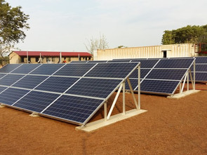 MEB to build a new Off Grid Brackish Water Treatment, Mozambique