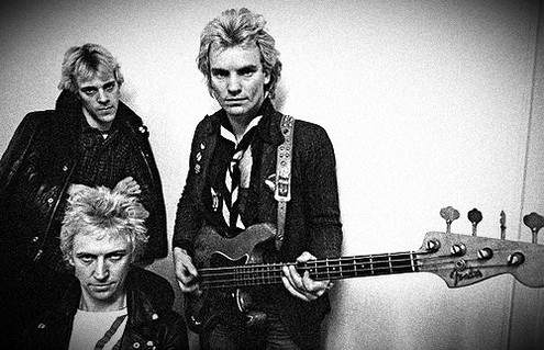 THE POLICE - better than therapy
