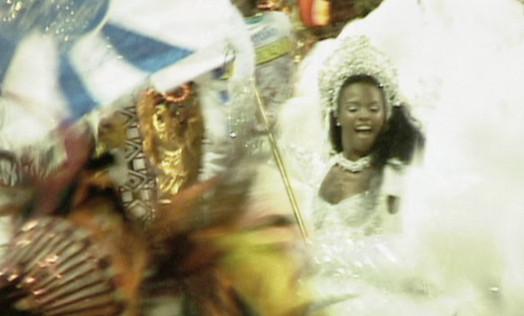 PORTA BANDEIRA série de carnaval