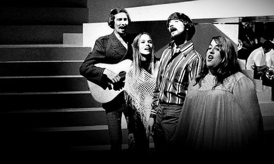 The Mamas & The Papas - A California dream