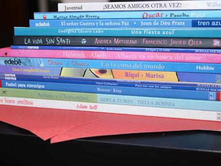 De mi biblioteca a tú biblioteca