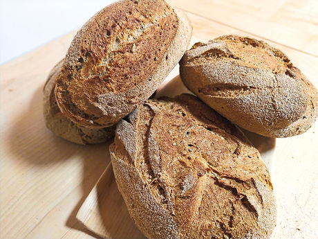 Pane semi di canapa e girasole