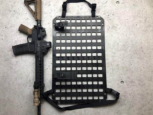 Greyman Vehicle Rifle Rack - Rubber Clamps + 15.25 X 25 RMP™