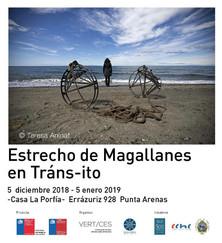 Estrecho de Magallanes en Tránsito