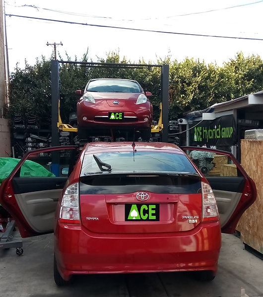 2011, 2012, 2013, 2014 Nissan Leaf Battery Repair, Battery Replacement, Toyota Prius, Ace Hybrid Group