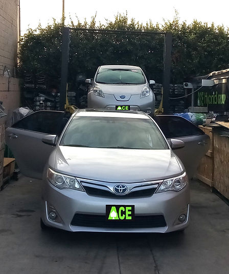 2011, 2012, 2013, 2014 Nissan Leaf Battery Repair, Battery Replacement, Toyota Camry, Ace Hybrid Group