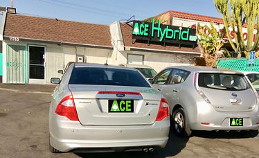 2011, 2012, 2013, 2014 Nissan Leaf Battery Repair, Battery Replacement, 2010 Ford Fusion Hybrid, Ace Hybrid Group