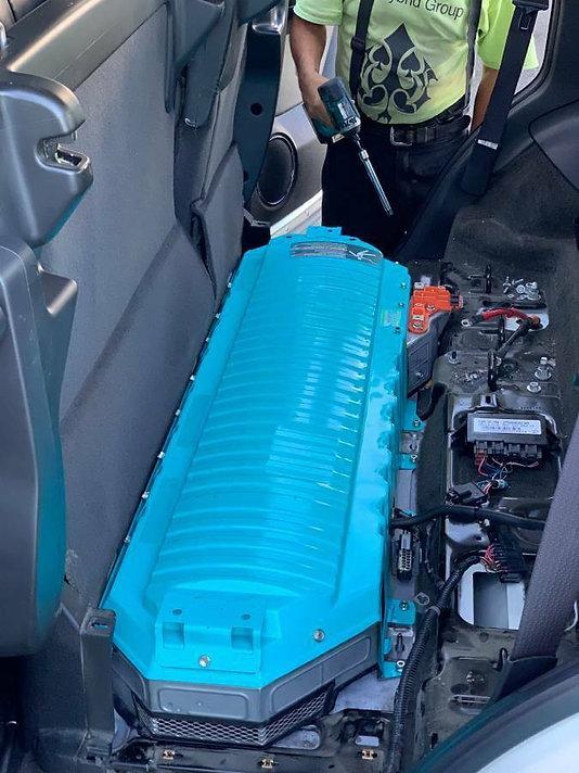 Hybrid Battery Installation, Chevrolet Silverado, Tahoe, GMC Yukon, Cadillac Escalade, Dodge Durango