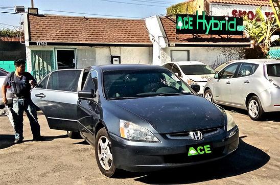 2005, 2006, 2007, 2008 Honda Accord Hybrid, Hybrid Battery Replacement, Ace Hybrid Group