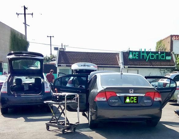 Toyota Prius, Honda Civic Hybrid, Hybrid Battery Replacement, Ace Hybrid Group