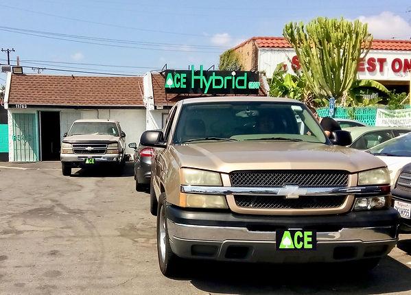 2009, 2010, 2011, 2012, 2013 Chevrolet Silverado, Hybrid Battery Replacement, Ace Hybrid Group