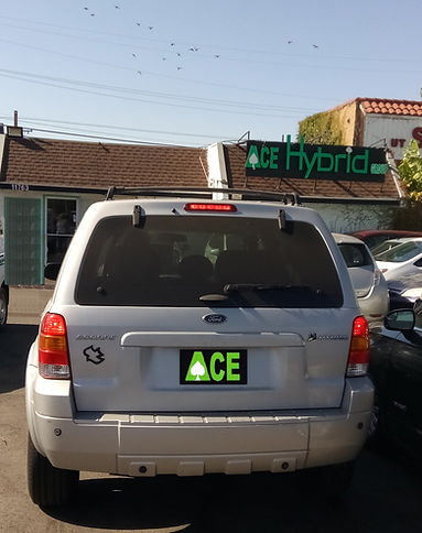 2005, 2006, 2007, 2008, 2009 Ford Fusion Hybrid, Hybrid Battery Replacement, Ace Hybrid Group