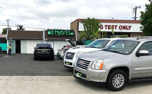 2008, 2009, 2010, 2011, 2012, 2013 GMC Yukon Hybrid, Hybrid Battery Replacement, Tesla Model X, Ace Hybrid Group