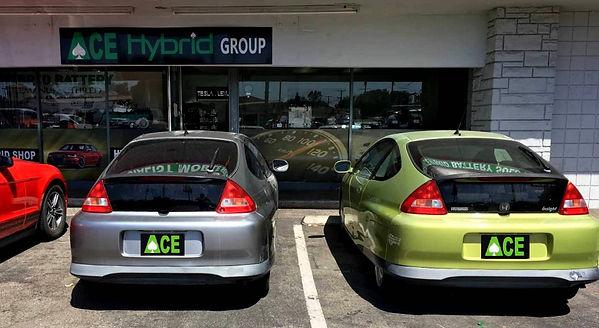 2001, 2002, 2003, 2004, 2005, 2006 Honda Insight, Hybrid Battery Replacement, Ace Hybrid Group