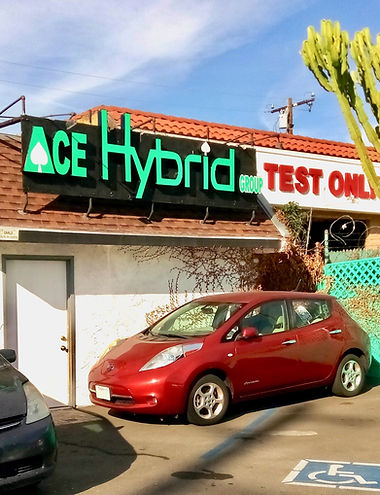 2011, 2012, 2013, 2014 Nissan Leaf Battery Repair, Battery Replacement, Ace Hybrid Group