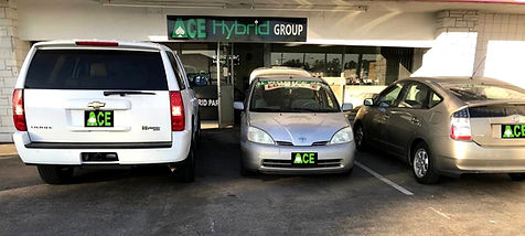 Hybrid Battery Replacement, Chevrolet Tahoe Hybrid, Toyota Prius, Ace Hybrid Group
